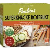 Rotfruktsknäcke Morot 15-p 255g Paulúns