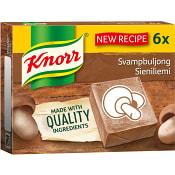 Svampbuljong 6-p Knorr