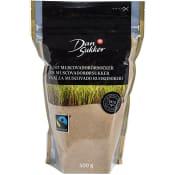 Muscovadorörsocker Ljust 400g Fairtrade Dansukker