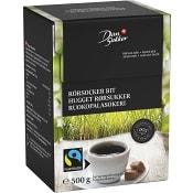 Rörsocker Bit 500g Fairtrade Dansukker