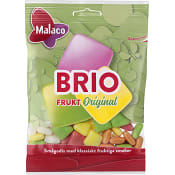 Brio Frukt 80g Malaco