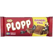Chokladkaka Plopp Djungelvrål 75g Cloetta