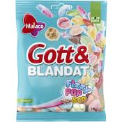 Gott & Blandat Fizzy Pop & co 170g Malaco