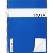 Kollegieblock Ruta A4 ICA Home