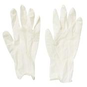 Engångshandske Gummi OneSize 10-p ICA Home