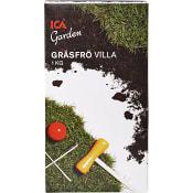 Gräsfrö villa 1kg ICA Garden