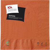 Servett Orange 33cm 20-p ICA