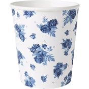 Mugg Blue Rose 25-p ICA Cook & Eat