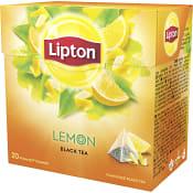 Lemon Pyramidte 20-p Lipton