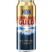 Öl 3,5% 50cl Norrlands Guld