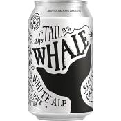 Öl White Ale 3,5% 330ml Brutal Brewing