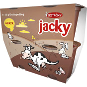 Chokladpudding 4-pack 480g Ekströms