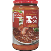 Bruna bönor 520g Findus