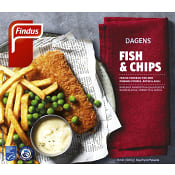 Fish & Chip 340g Findus