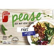 Pease Färs Vegansk Fryst 350g Findus