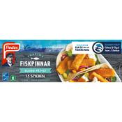 Fiskpinnar Frasiga Fryst 15-p 450g Findus