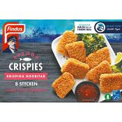 Crispies Fryst 8-p 370g Findus