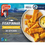 Fiskpinnar 750g Findus