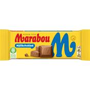 Mjölkchoklad 100g Marabou