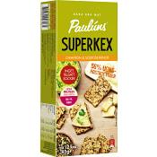 Superkex Chiafrön & solroskärnor 12-p 185g Pauluns