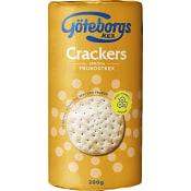 Frukost Crackers 200g Göteborgs kex