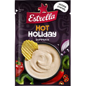 Hot holiday Dipmix 24g Estrella