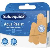 Vattenresistenta mix Plåster 22-p Salvequick