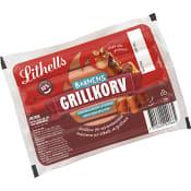Grillkorv Glutenfri Laktosfri 10-p 400g Lithells