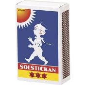 Tändstickor 1-p Solstickan