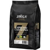 Hela Kaffebönor Espresso Carismatico 450g Zoega