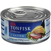 Tonfisk i vatten 185g ICA