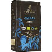 Bryggkaffe Amigas Extra mörk 450g Arvid Nordquist