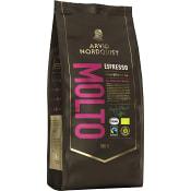 Kaffe Molto Hela bönor Arvid Nordquist KRAV 500g