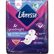 Bindor Ultra thin Goodnight 10-p Libresse