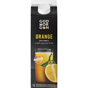 Juice Orange 1l God Morgon