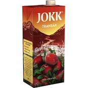 Tranbärsdryck Drickfärdig 1l Jokk