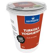 Turkisk yoghurt 10% 500g Norrmejerier