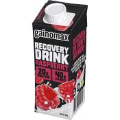 Raspberry Återhämtningsdryck 250ml Gainomax
