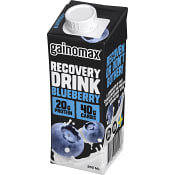 Blueberry Återhämtningsdryck 250ml Gainomax