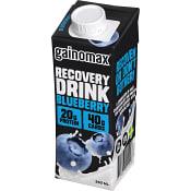 Blueberry Återhämtningsdryck 250ml Gainomax
