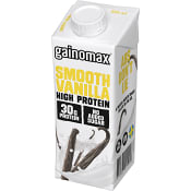 Proteindryck Smooth Vanilla 250ml Gainomax