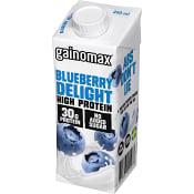 Proteindryck Blåbär 250ml Gainomax