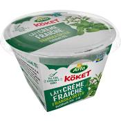 Crème fraiche Franska örter Lätt 13% 2dl Arla Köket