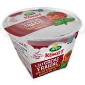 Crème fraiche Tomat & basilika Lätt 13% 2dl Arla Köket