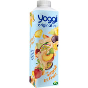 Yoghurt Original Samoa 2% 1000g Yoggi