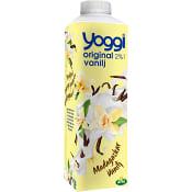Yoghurt Madagaskar Vanilj 2% 1000g Yoggi