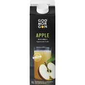 Juice Apple 1l God Morgon