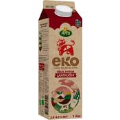 Lantmjölk 3,8-4,5% 1l KRAV Arla