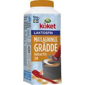 Matlagningsgrädde Laktosfri 15% 3dl Arla Köket