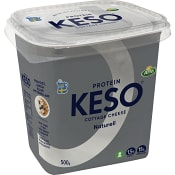 Cottage Cheese Protein Naturell 1,5% 500g Keso